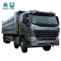 Cheap Large Capacity Mining Dump Truck With Electrically Adjusted Rear View Mirror 50 Ton for sale