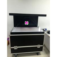 Pyramid 3D Holographic Display LCD Screen 42 For Items Selection
