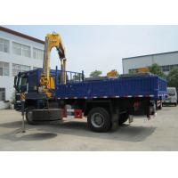 Buy cheap High Quality 5T Mobile Knuckle Truck Mounted Crane With Safety Transportation for Sale from wholesalers
