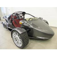 Cheap Custom 1649cc Tri Wheel Motorcycle With 2 Seats / Powered Engine wholesale