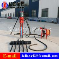 Cheap KQZ-100D gas and electricity linkage drilling rig for sale