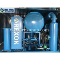 Buy cheap Weather Proof Type Double Stage High Vacuum Electric Insulating Oil Purifier from wholesalers