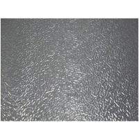 Cheap Stucco Embossed Aluminum Sheet / Diamond Checkered Sheets 0.5mm - 2mm for sale