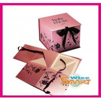 Cheap Matte or Grossy Lamination,Varnishing, UV Coating Foldable Paper Box / Gift Packaging Boxes for Cosmatic PB2012316 for sale