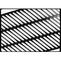 Cheap High Strength PP Uniaxial Geogrid Black for Retaining Wall , 260KN/M for sale