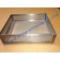 Cheap Fabricated Stainless Steel Trays For The Pharmaceutical Industry for sale