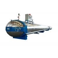 Cheap Pipeline Rubber Lining Vulcanizer Rubber Curing Autoclave for sale