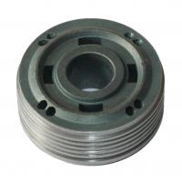 good properties sintered piston, 4 square holes and 8 round holes design, used