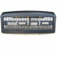Quality Easy To Install Front Grill Mesh For Ford Super Duty F250 2008 2010 With Lights wholesale