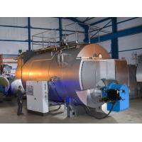 Cheap Combustion 10 Ton Gas Fired Steam Boiler With Stainless Steel Plate for sale