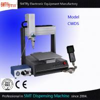Cheap Glue Spreading Machine Low Viscosity Liquid Sealing  Moving Speed 400/200mm/Sec for sale
