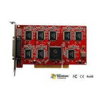 China 16 Channel DVR Card with PCI-Slot on sale