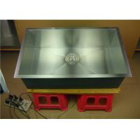 Cheap Undermounted Type Stainless Steel Sink Bowl For Kitchen Island Tops for sale