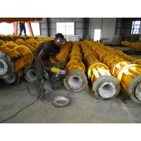 Cheap Steel Mould 8m Concrete Electric Poles Pre-stressed for Transmission for sale