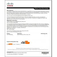 L-SL-19-SEC-K9 Cisco IOS Software Security E-Delivery PAK For Cisco 1921 / 1941 Router