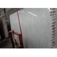 Cheap Commercial Oriental White Marble Stone Slab Tiles For Bathroom Decoration for sale