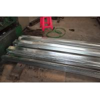 Quality 0.18*900/800 Corrugated Metal Roofing 14 gauge Galvanized Steel Sheet wholesale