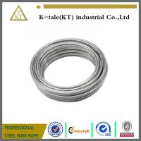 Cheap high carbon spring steel wire/galvanized steel wire/stainless steel hyfrogen annealed spring tiny wire types wire for sale