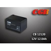 Cheap CB12120 12AH Deep Cycle Lead Acid Battery Sealed / V0 Plastic 12v Ups Battery wholesale