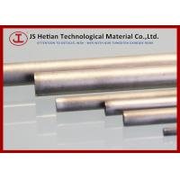 High purity Tungsten Alloy Bar with Density 18.30 ± 0.15 HRC , 8 - 20% Elongation
