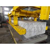 Cheap Full Automatic AAC Block Production Line / Concrete Making Machine for sale
