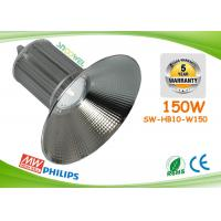 Cheap Super bright 120lm / w 150w Led High Bay lights with Philips SMD led for sale