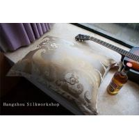 China Silk pillow case on sale