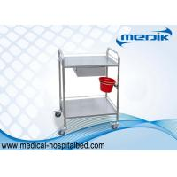 China Removable Rust  - Proof Instrument Trolleys For Laboratories on sale