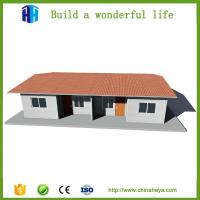 China labor saving prefabricated house kits sleeping rooms prices in sudan on sale
