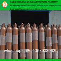 Cheap Reasonable Price Seamless Steel Helium Gas Cylinder 99.999% helium gas for sale