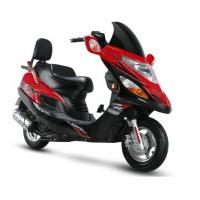 Cheap Single cylinder Gas Powered Motor Scooters 125CC 4 Stroke (LS125T-4) for sale