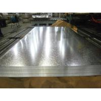 Cheap Anti-Finger Treatment ( Acrylic Coating ) Zero Spangle Galvanized Zinc Sheet Metal for sale