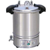 Cheap Pharmaceutical Vertical Autoclave Sterilizer With Syringe Pump for sale