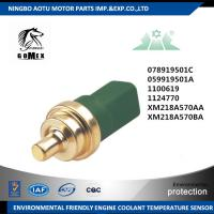 China Automotive Engine Coolant Temperature Sensor 059919501A 078919501C 1100619 1124770 XM218A570AA XM218A570BA For FORD on sale