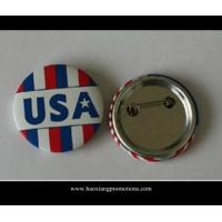 Cheap Factory price-good quanlity full color printing tin badge /button badge for decoration for sale