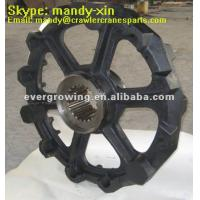 Cheap SUMITOMO LS138 Sprocket / Drive Tumbler for Crawler crane undercarriage parts for sale