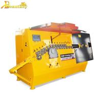 Cheap Automatic Steel wire bar bending machine/iron rebar Stirrup bender and cutter machine for sale