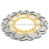Cheap 320mm Durable Wave Floating Motorcycle Brake Discs for Yamaha XT600X for sale