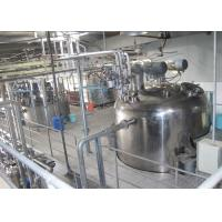 Cheap Stainless Steel Liquid Detergent Production Line With Automatic Filling Machine for sale