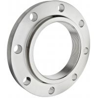ANSI DN80 PN110 Steel Pipe Flange , Stainless Steel Threaded Flanges