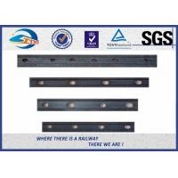Cheap 115RE Rail Joints Splice Bar Railway Fish Plate Wtih AREMA Standard for sale
