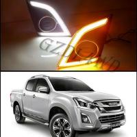Cheap Auto Part Led Drl Daytime Running Light For Isuzu D-Max 2016-2019 for sale