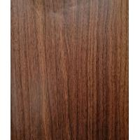 Cheap Visual 3D 45GSM Wood Grain Foil Paper Fire Resistance Degradable For Chest Drawers for sale