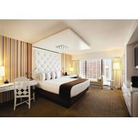 Cheap American Style Hotel Bedroom Furniture Sets / Five Star Hotel Furniture for sale