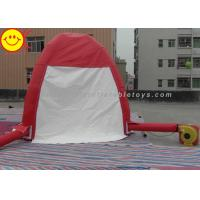 Quality Outdoor Lawn Event Mini 3m Inflatable Tent PVC Red Inflatable Dome Tent With wholesale