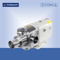 SIC / SIC / EPDM  Mechanical positive pump with internal safety valve