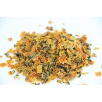 China Natural Max 8% Moisture Dried Pumpkin Slices on sale