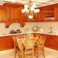 Unfinished kitchen cabinet made of birch maple poplar oak - Poplar wood kitchen cabinets ...