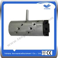 Cheap 8 channel high pressure hydraulic rotary joint, low speed rotary union for sale