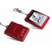 Cheap 1.5 inch keychain Promotion Gift Mini Digital Photo Frame for sale